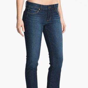 Paige Kelsie Straight Leg Jeans Size 26